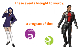 These events are brought to you by Eclectic Endeavors a program of the Springfield Regional Arts Council.