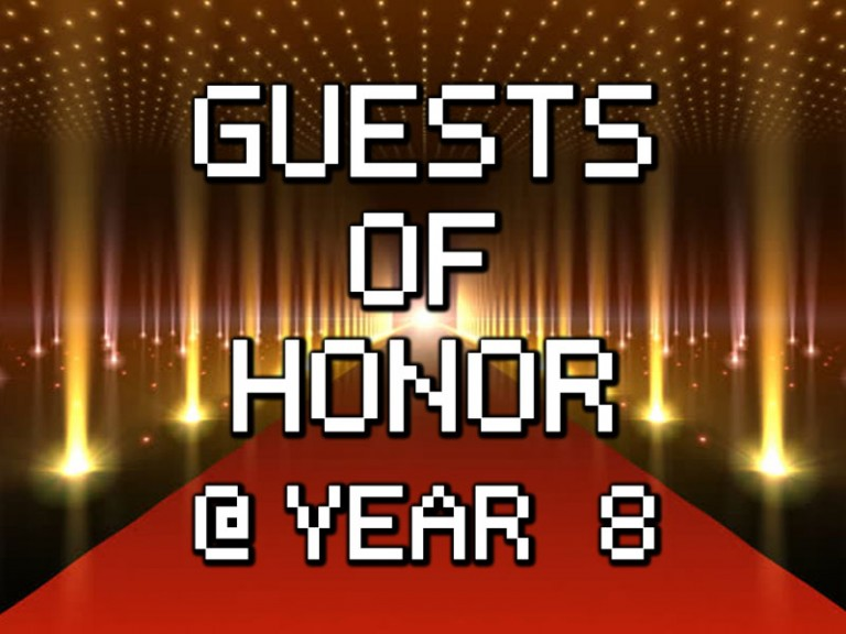 GUEST OF HONOR