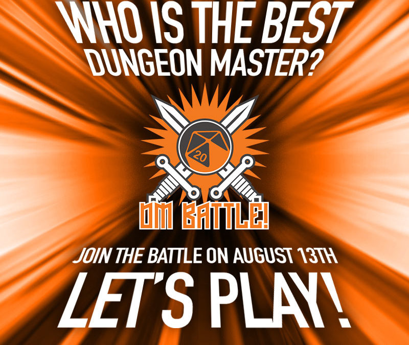 WHO'S THE BEST DM?
