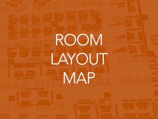 YEAR 11 ROOM LAYOUT MAP