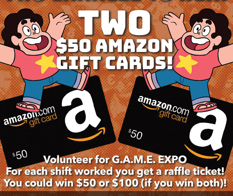 2 CHANCES TO WIN! 2 CARDS!
