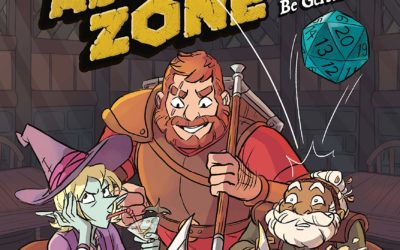 ADVENTURE ZONE PLAYTEST & EBERRON D&D!!!